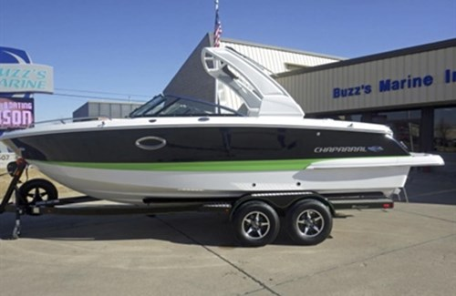 Chaparral 090 SSX 247 with Wake Tower 2018