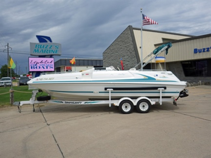 1996 Sea Ray 240SD