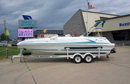 Sea Ray 1996 240SD