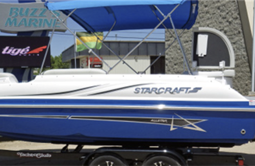 Starcraft 130 Limited 2000 Cruise 2020