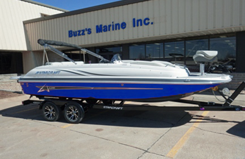Starcraft 140 Limited 2000 Deluxe Fish 2020