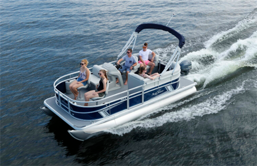 2020 Sunchaser Vista 18 Fish - Captain's Special