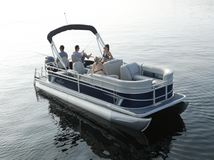2020 Sunchaser Vista 20 Fish - Captain's Special