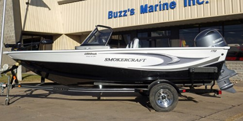Smoker Craft 060 Ultima 172 Legacy 2020