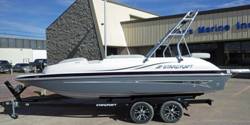 Starcraft 135 Limited 2000 Cruise 2021
