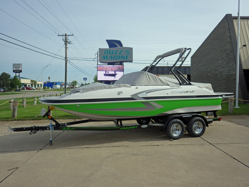 Starcraft Star Step 220 WS Deck Boat for sale   Buzz's