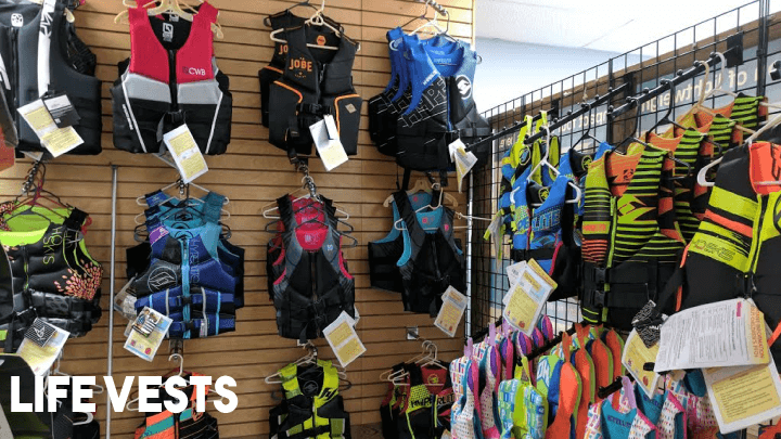 Buzz's Marine Pro Shop Life Vests
